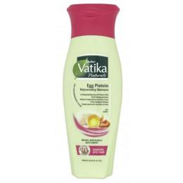 Шампунь для волос ЯИЧНО-ПРОТЕИНОВЫЙ (Dabur VATIKA Egg Proteine), 200 мл.