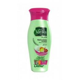 Шампунь для волос  ИСЦЕЛЕНИЕ И ВОССТАНОВЛЕНИЕ Ватика Дабур  (Dabur Vatika Naturals Repair & Restore Shampoo), 200 мл
