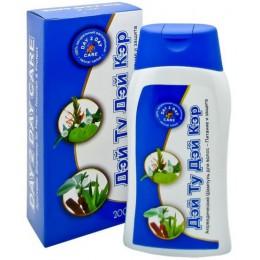 Аюрведический шампунь для волос Питание и защита, ( DAY 2 DAY CARE), 200 мл