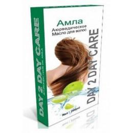 Аюрведическое масло для волос  Амла DAY 2 DAY CARE, 200 мл.