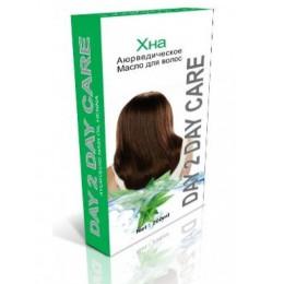 Аюрведическое масло для волос Хна  DAY 2 DAY CARE, 200 мл.