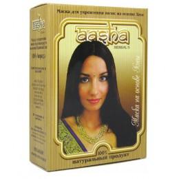 Маска для волос на основе хны, Aasha, 80 гр