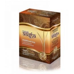 Хна стерилизованная витаминизированная Aasha, 80 гр
