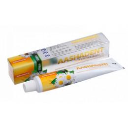 """Зубная паста """"Ромашка-Мята"""" AASHA, 100 МЛ"""