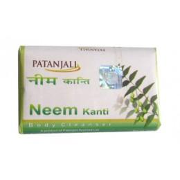 """Мыло для тела """"Ним"""" (Patanjali Soap Somya Kanti Neem),  75 гр"""