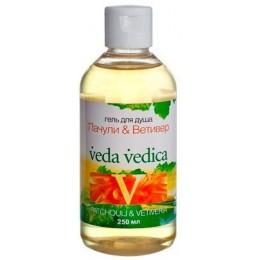 "Гель для душа ""Пачули-Ветивер"" Veda Vedica, 250 мл"