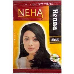 Хна натуральная  цвет черный, 20 гр.  ( NEHA Henna Black)