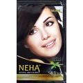 Nеhа натуральная басма  мягкая, черная 15 гр. (Neha natural soft black)