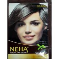Nеhа натуральная хна мягкая, темно-коричневая, 15 гр. (Neha natural dark brown)