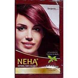 Nеhа натуральная хна мягкая, бургунди  15 гр. (Neha natural burgundy)