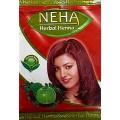 Натуральная хна для волос Neha Herbal Henna Red, красная, 30 гр.
