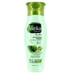 Шампунь КОНТРОЛЬ ВЫПАДЕНИЯ ВОЛОС, Ватика Дабур  (Dabur Vatika Naturals Hair Fall Control Shampoo), 200 мл.