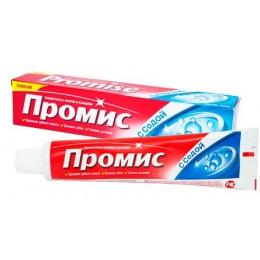 Отбеливающая зубная паста с содой Промис, 100 гр.