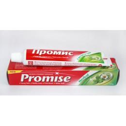 Зубная паста Промис  с  экстрактом трав, 100 гр.